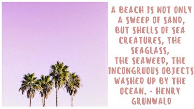 insta beach captions